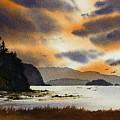 Islands Autumn Sky by James Williamson