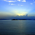Islands In The Sunrise Tropical Paradise by Charlene Cox