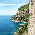 Isle Of Capri by Catherine Reading