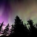 Isle Royale Aurora  by Shane Mossman