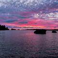 Isle Royale Belle Isle Dawn by Shane Mossman
