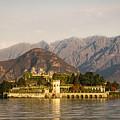 lake Maggiore, Borromean island, Piedmont Italy by Marco Arduino