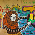 Israel Graffiti #2 by John Stuart