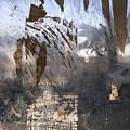 Israel, Jerusalem Abstract Of A Window by Keenpress