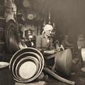Israel: Metal Workers, 1938 by Granger