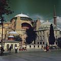 Istanbul by Evgeny Ivanov