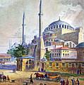 Istanbul by Munir Alawi