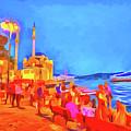 Istanbul Pop Art by David Pyatt