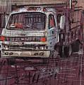 Isuzo Truck by Donald Maier