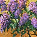 It Is Lilac Time 2 by Marta Styk