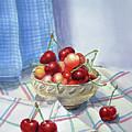It Is Raining Cherries by Irina Sztukowski