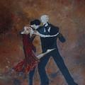 It Takes Two To Tango by Pristine Cartera Turkus