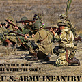 It Wasn't Our Book - Us Army Infantry by Tommy Anderson