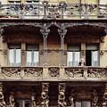 Italian Art Nouveau Architecture by Alexandre Rotenberg