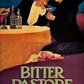 Italian Bitters Ad 1913 by Padre Art