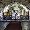 Italian Chapel Interior by Fran Gallogly