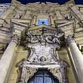 Italian Church by John Greim