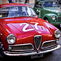 Italian Classics Alfa Romeo by Patrick English