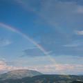 Italian Double Rainbow by John Daly