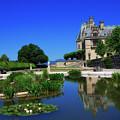 Italian Gardens At Biltmore by Jill Lang