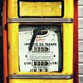Italian Gas Pump by Silvia Ganora