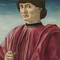 Italian Renaissance Portrait Painter by Celestial Images