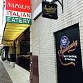 Italian Speakesy by Michael Krek