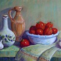 Italian Still Life by Candy Mayer