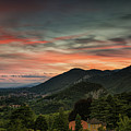 Italian Sunset by Alissa Beth Photography