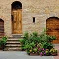 Italy - Door Eight by Jim Benest