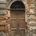 Italy - Door Four by Jim Benest