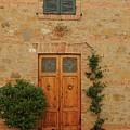 Italy - Door Nine by Jim Benest