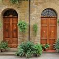 Italy - Door Seventeen by Jim Benest