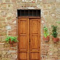 Italy - Door Six by Jim Benest