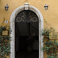 Italy - Door Thirteen by Jim Benest