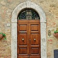 Italy - Door Twelve by Jim Benest