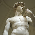 Italy, Florence, Statue Of David by Sisse Brimberg & Cotton Coulson