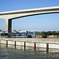 Itchen Bridge Southampton by Terri Waters
