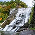 Ithaca Falls by Christina Rollo