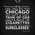 Its 106 Miles To Chicago by Mark Rogan