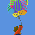 It's A Bird, It's A Plane, It's Easter by Jason Sharpe