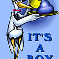It's A Boy by Kevin Middleton