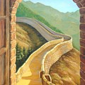 It's A Great Wall by Tanja Ware
