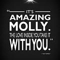 Its Amazing Molly by Mark Rogan