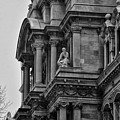 It's In The Details - Philadelphia City Hall by Bill Cannon