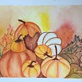 It's Pumpkin Time by Theresa Honeycheck