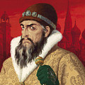 Ivan The Terrible by English School