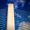 Ivory Tower At Indian River Inlet by Bill Swartwout Fine Art Photography