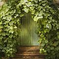 Ivy Door by Sharon Foster
