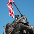 Iwo Jima 1945 - War Memorial, Cape Coral, Florida by Timothy Wildey